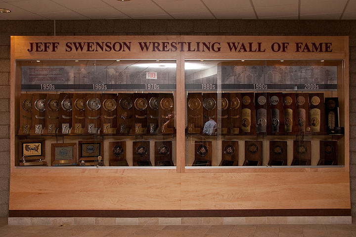 Jeff Swenson Wrestling Hall of Fame