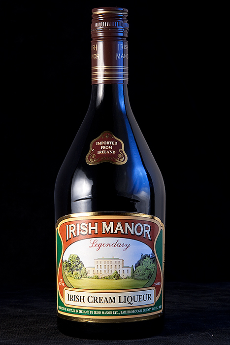 Irish Manor Legendary Irish Cream Liqueur